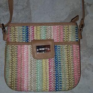 Rosetti rainbow purse